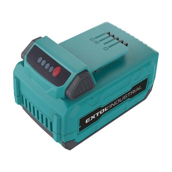 Akumulátor 40V/2,5Ah, pre 87956XX, 130x80x80mm, starší typ, EXTOL INDUSTRIAL