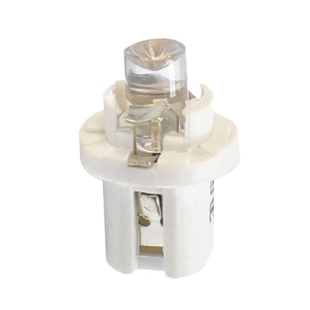 LED L904W - B8.5D 24V Concave White