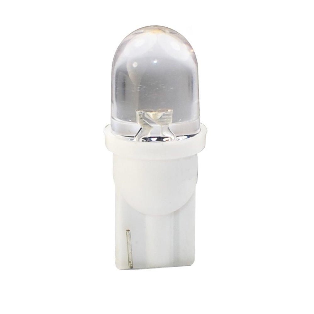 LED L910WW - W5W Round Warm White 24V
