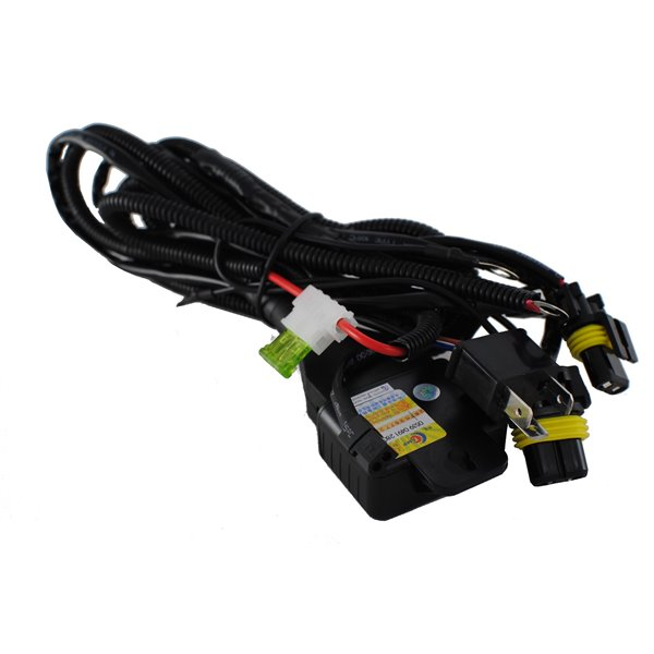 HID RELAY - H4 H/L wiring