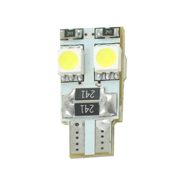 LED L313W - W5W 4xSMD5050 CANBUS White