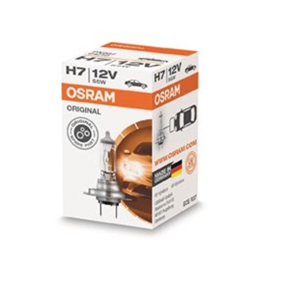Halogen OSRAM PX26d 12V 55W H7
