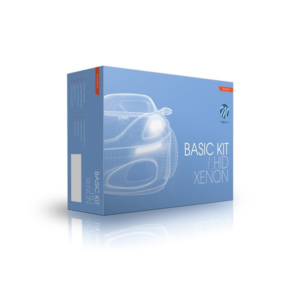 Xenon set M-Tech BASIC H4 6000K