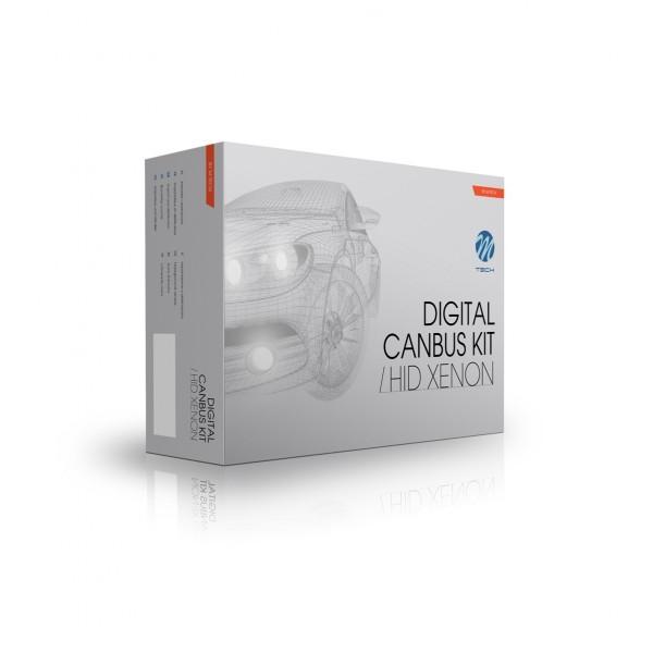 Xenon set CANBUS SLIM M-Tech H3 6000K