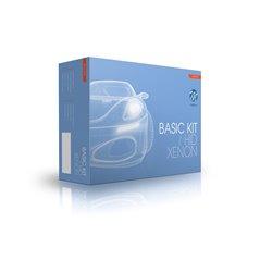 Xenon set M-Tech BASIC AC H4 6000K