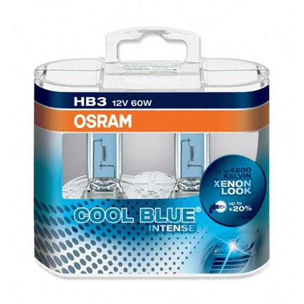OSRAM COOL BLUE Intense HB3 12V 60W DUO