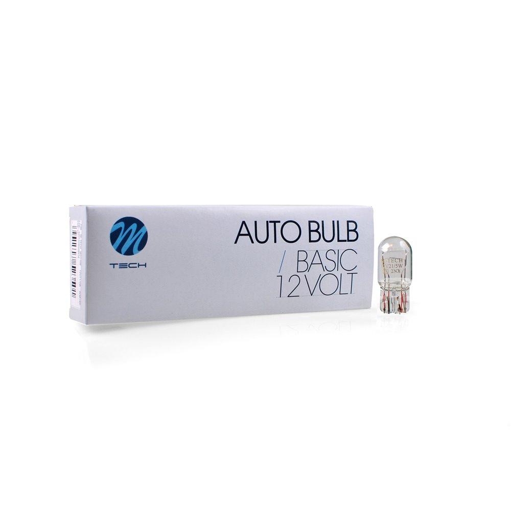 M-TECH bulb T20 7443 W21/5W 12V/21/5W CLEAR