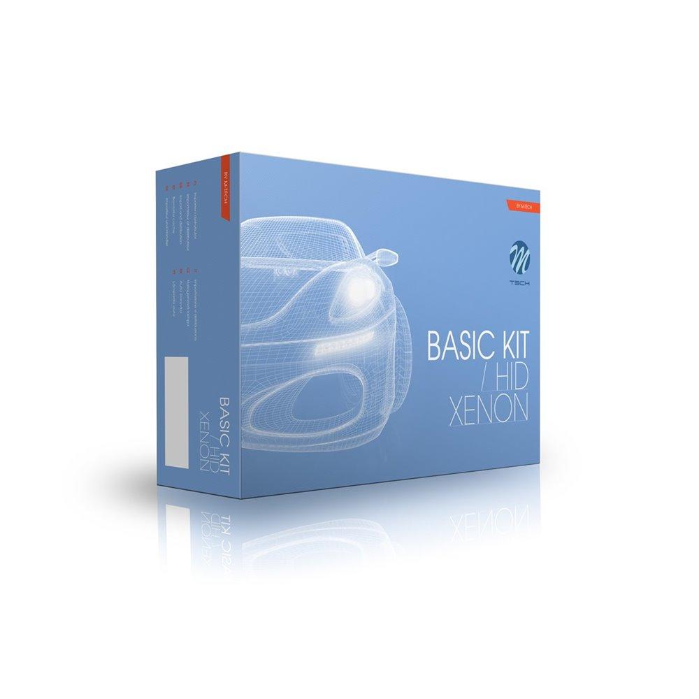 Xenon set M-Tech BASIC AC D2S 8000K