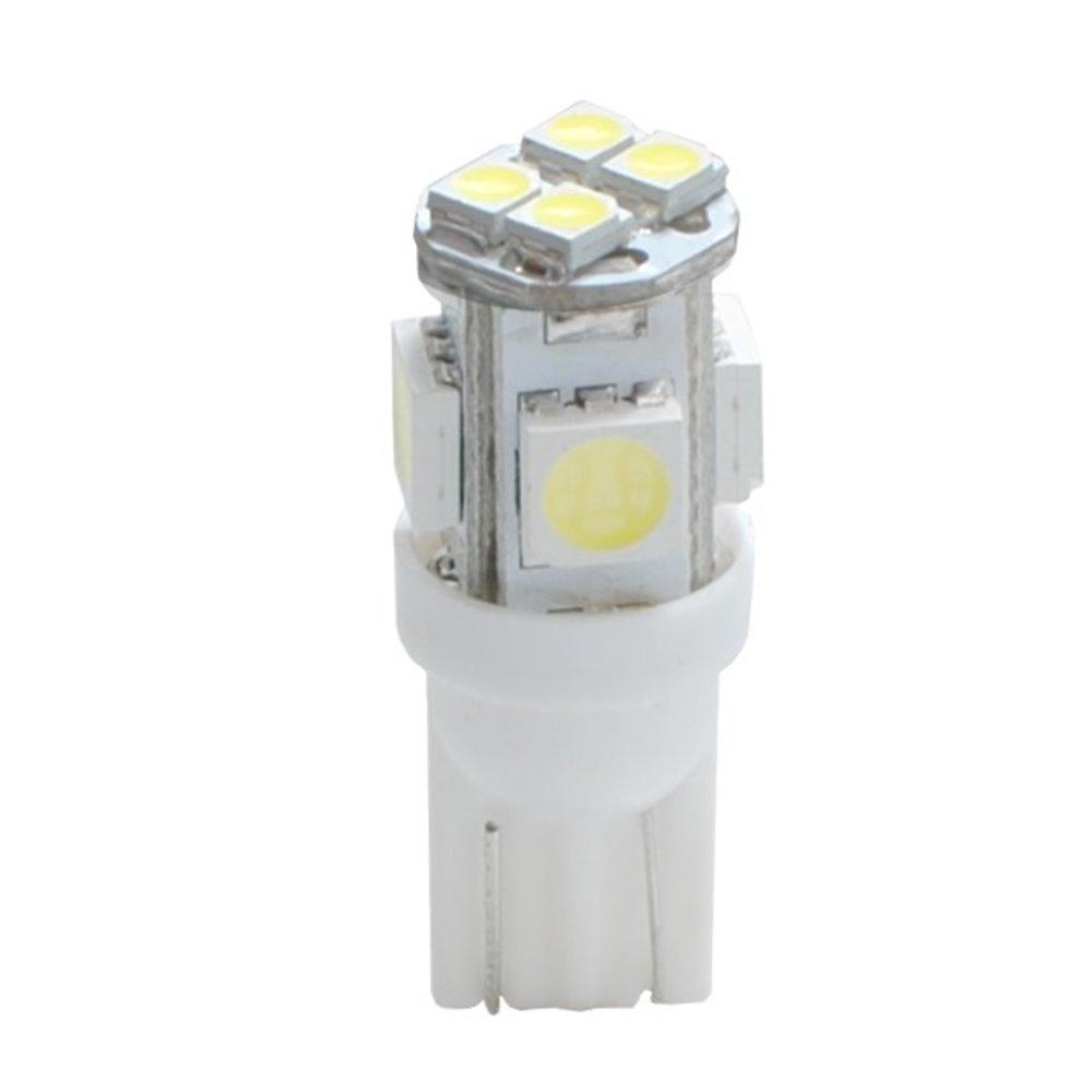 LED L068W - W5W 4xSMD5050 4xSMD3528 White