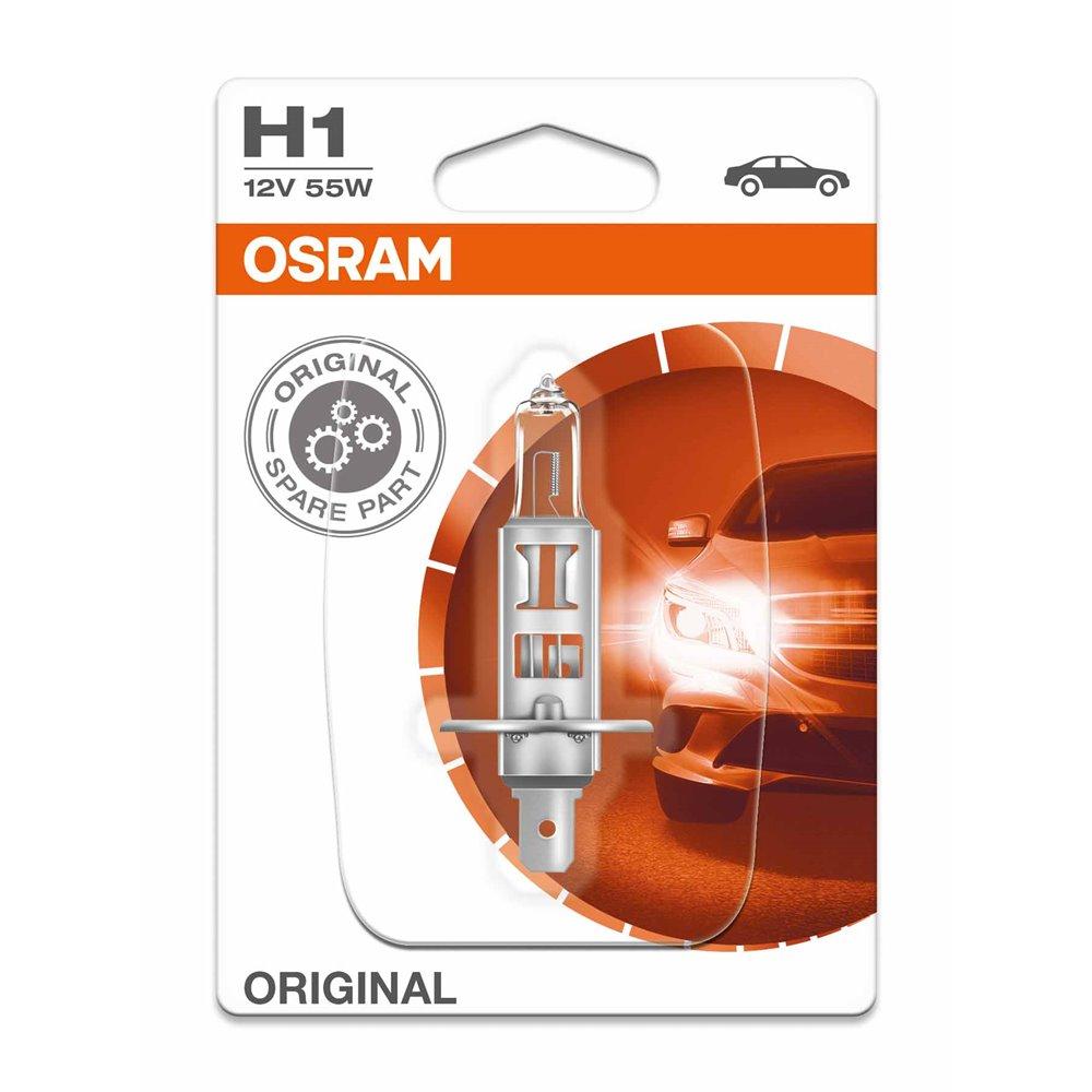 Halogen OSRAM P14,5s 12V 55W H1 01B