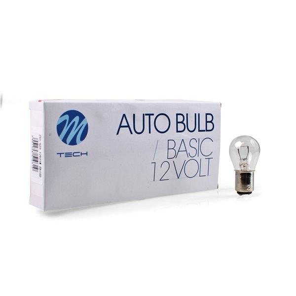 M-TECH bulb BA15d 21W CLEAR