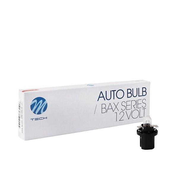 M-TECH bulb B8.5d 12V/1,2W BLACK