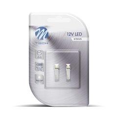 Blister 2x LED L053W - T5 1xSMD5050 White