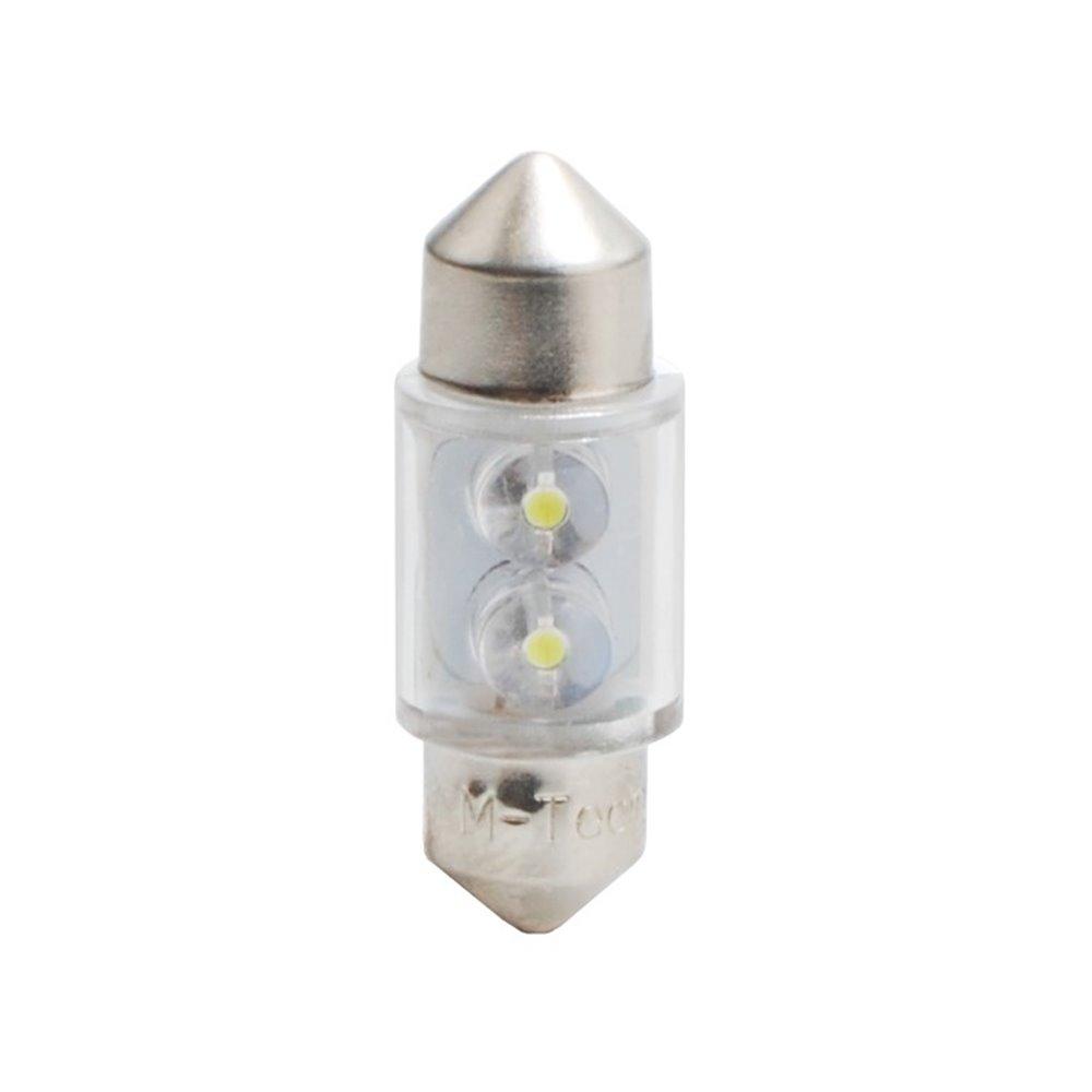 LED L025W - C5W 31mm 2xFlux White