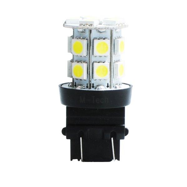 LED L082W - W2.5x16q 20xSMD5050 White