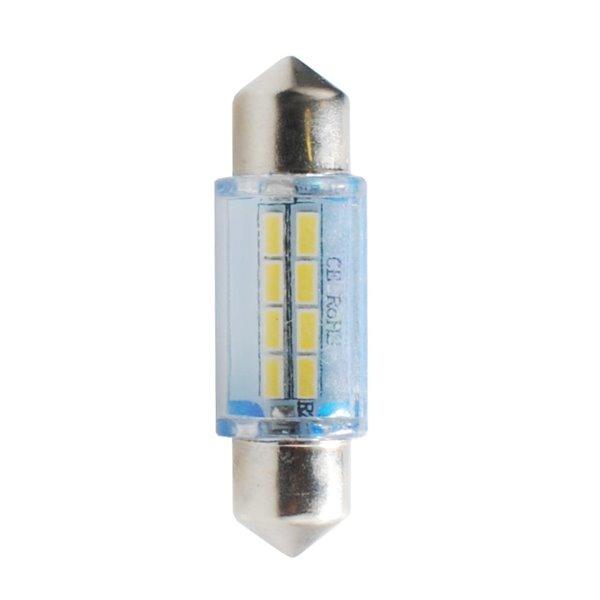 LED L085W - C5W 36mm 8xSMD3014 White