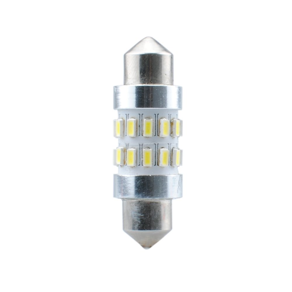 LED L344W - C5W 36mm 24xSMD3104 CANBUS White