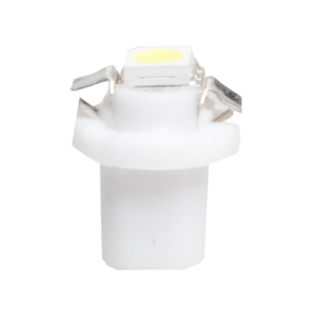 LED L092W - B8.5D 1xSMD5050 White