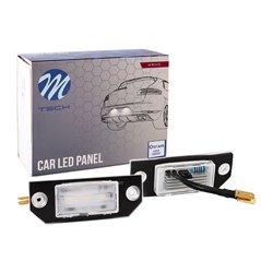 LED license plate light LP-FKS2 3xSMD2835