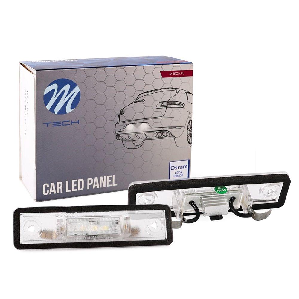 LED license plate light LP-OPEL