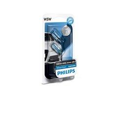 Philips White Vision W5W W2,1x9,5d 12V 5W B2