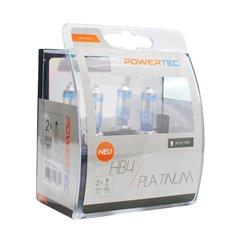 Powertec Platinum +130% HB4 12V DUO