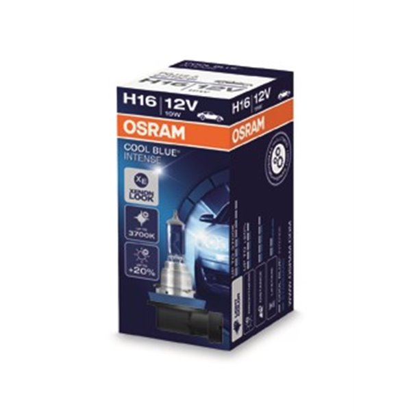 OSRAM COOL BLUE Intense H16 12V 19W