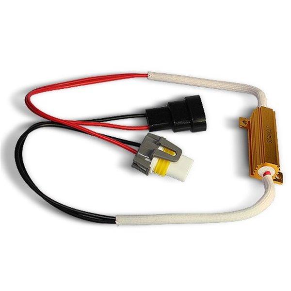 Resistor H8/H11 LED Warning Canceller 50W/6ohm