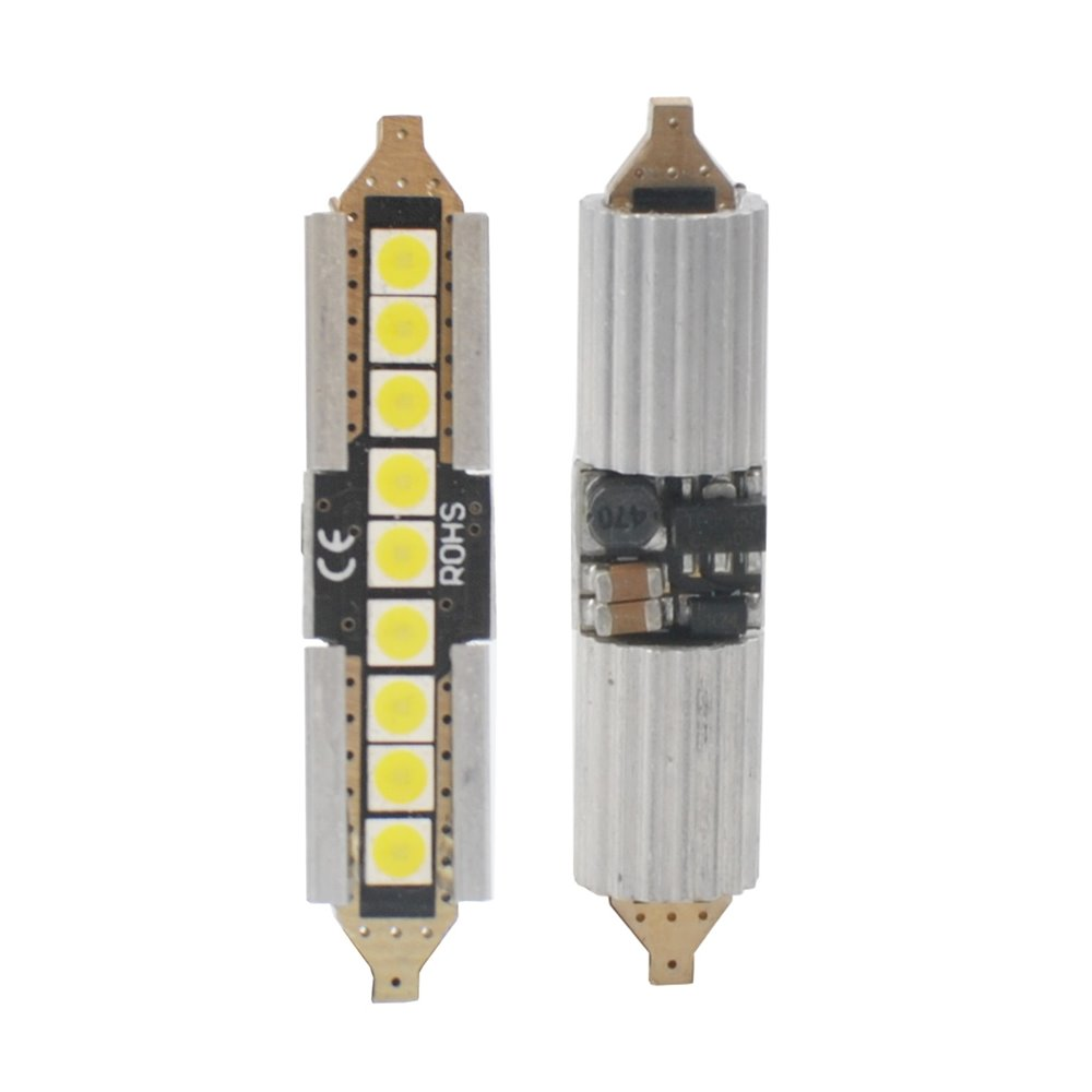 LED L351W - C5W 42mm 2W SMD3632 Samsung CANBUS White