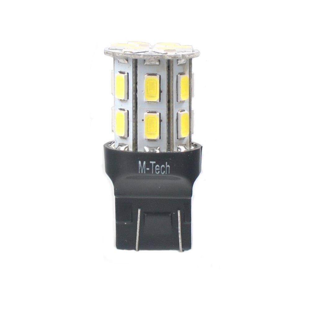 LED L099W - T20 12V W21/5W 21xSMD5630 White