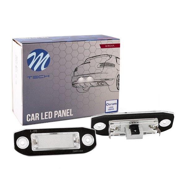 LED license plate light LP-VLV 3xSMD2835