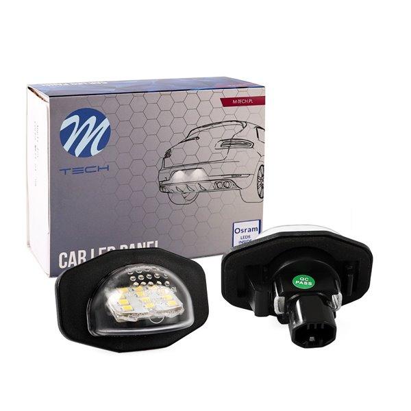 LED license plate light LP-FTSC 12xSMD2835