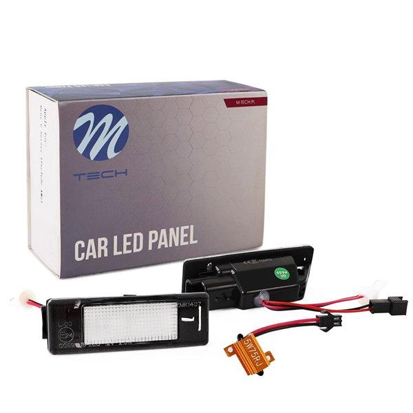 LED license plate light LP-P307 12xSMD2835