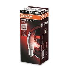 Halogen OSRAM TRUCKSTAR PRO +100% BA15s 10W 24V R10W