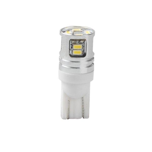LED L807W - W5W 10xSMD3014 12V