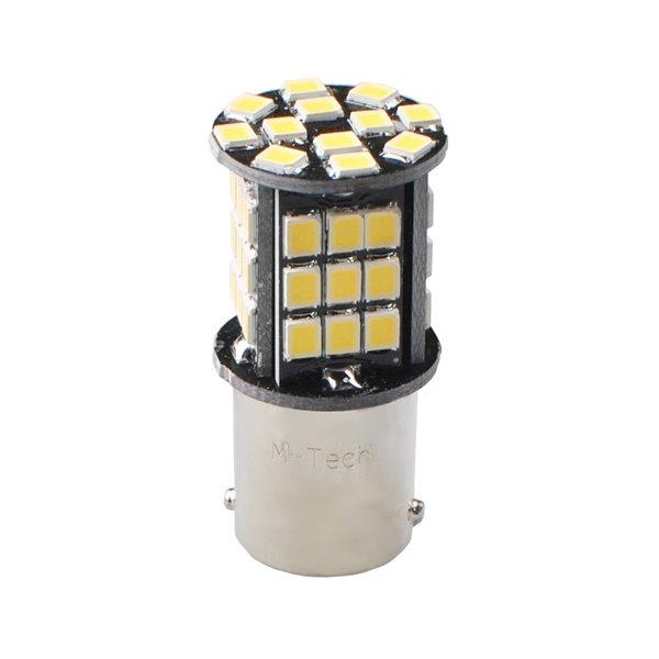 LED L348W - BA15s 48xSMD5050 CANBUS 12V White