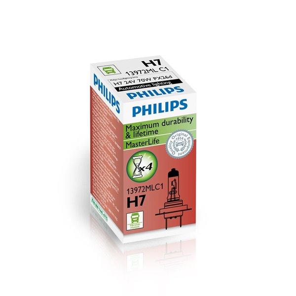 Philips H7 MasterLife PX26d 24V 70W C1