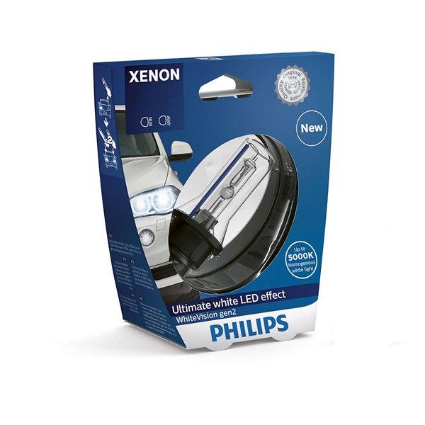 Philips D3S WhiteVision 42V35W PK32d-5 S1