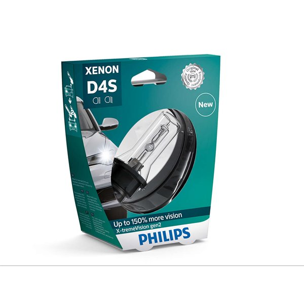 Philips D4S X-tremeVision 42V35W P32d-5 S1