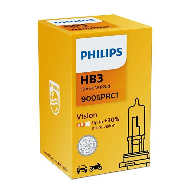Philips HB3 Vision 12V65W P20d C1