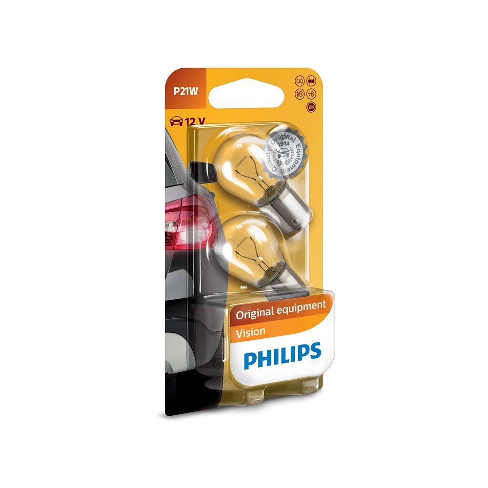 Philips P21W 12V21 BA15s B2