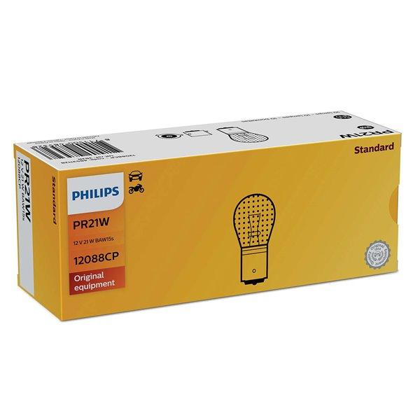 Philips PR21W 12V21W BAW15s CP