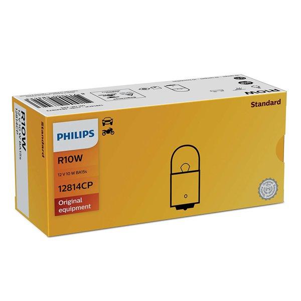 Philips R10W 12V10 BA15s CP