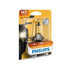 Philips H7 Vision Moto 12V55W PX26d BW