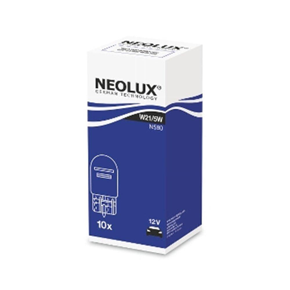 NEOLUX W3x16q 12V 43241W W21/5W