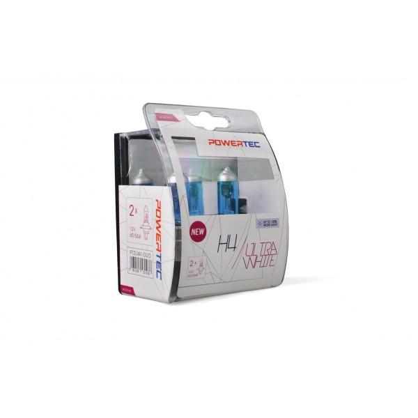 Powertec UltraWhite H4 12V DUO