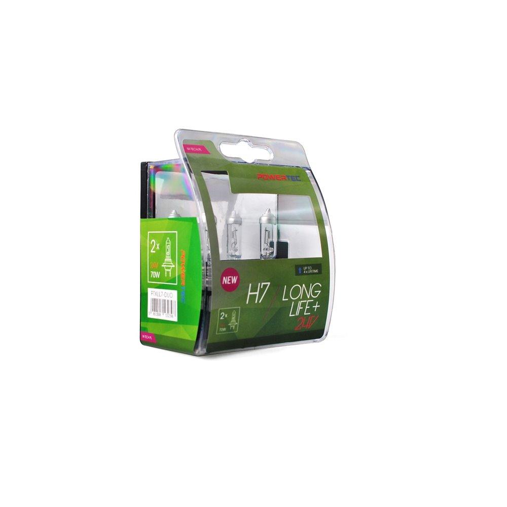 Powertec Long Life H7 24V DUO