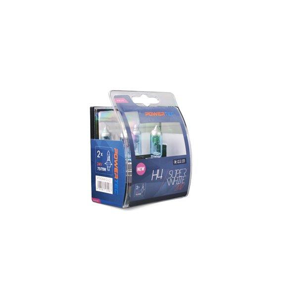 Powertec SuperWhite H4 24V DUO