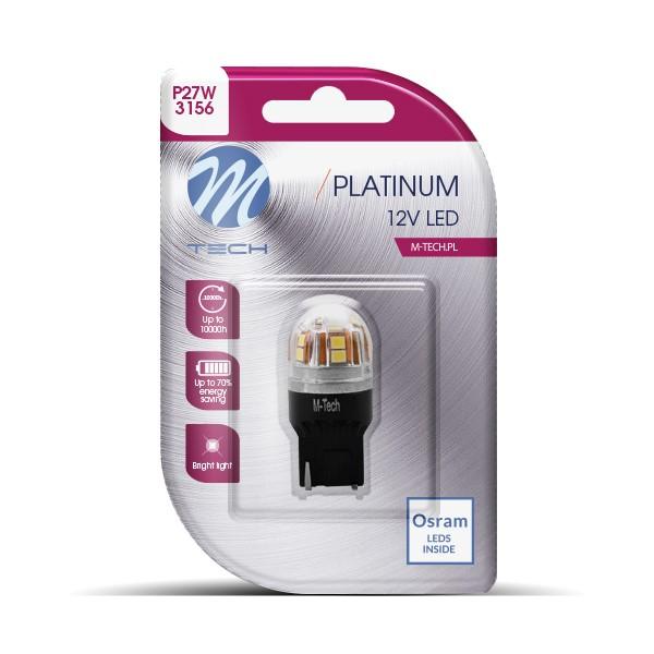 Blister 1x LED L830W- 3156 15x2835SMD CANBUS 12-24V White