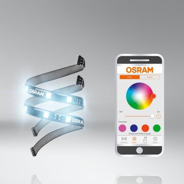 Osram LEDambient TUNING LIGHTS CONNECT (BASE KIT) V W LEDINT102